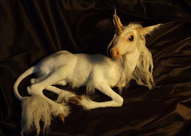 Bizarre Unicorn Deviantart Creations
