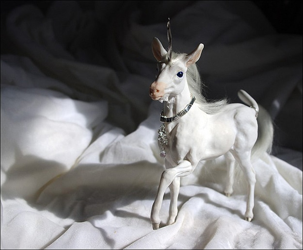 Scary Unicorn Deviantart Creations