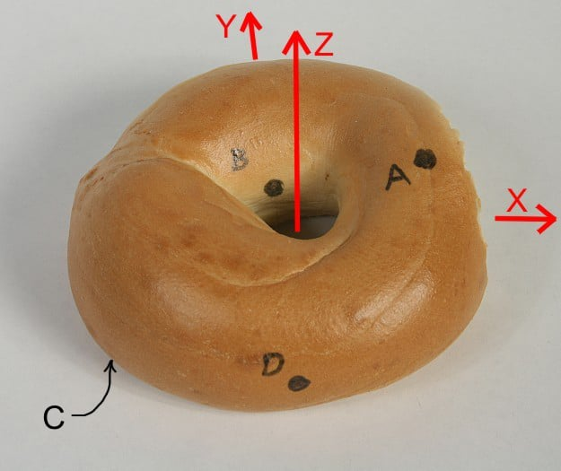 How To: Make A Mathematically Correct Bagel