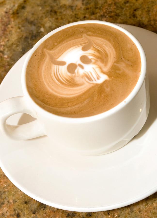 Latte Art Turns To Darth Vader, Batman & More For Inspiration