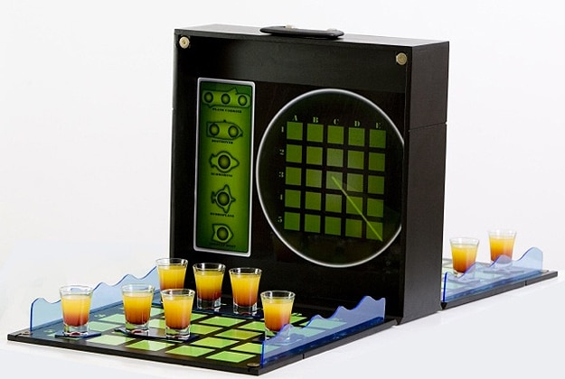 Sink Your Ship With The Battleship Drinking Game