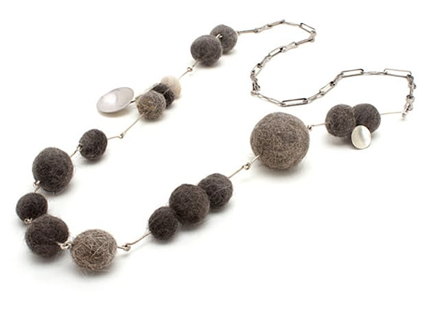 Fashion Trend Hairball Jewelry