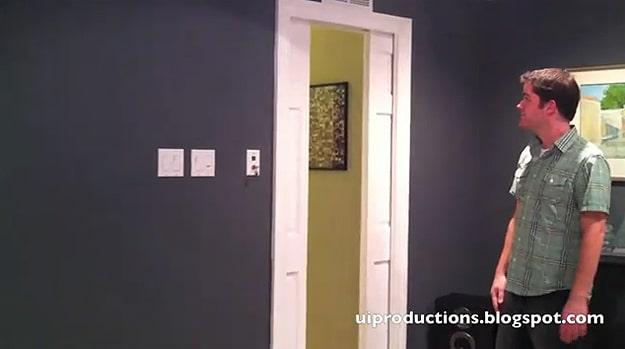 Make A Functional Star Trek Door For Your Home