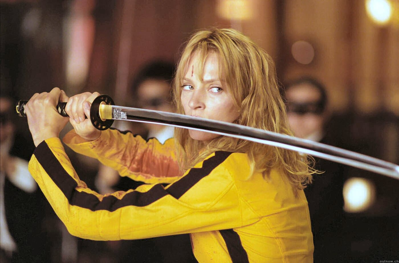 Everything Is A Remix: All Of Kill Bill's References [Video]