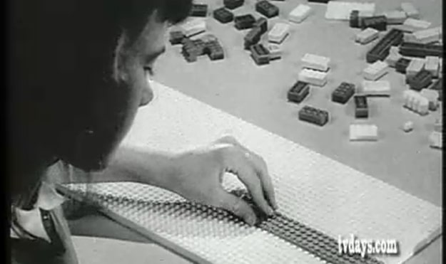 Lego Commercial Back In 1960