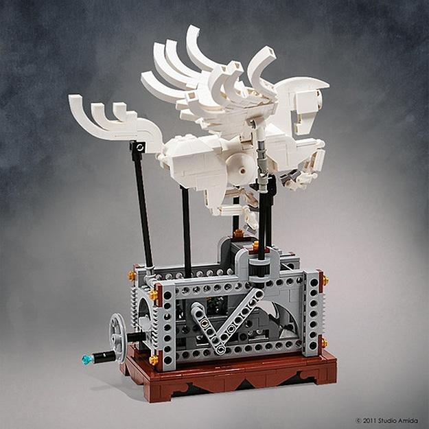 Kyoung-bae Pegasus Lego Build