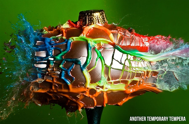 Artistic High Speed Photography