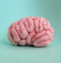 Craft Inspiration: Brain Specimen in a Jar