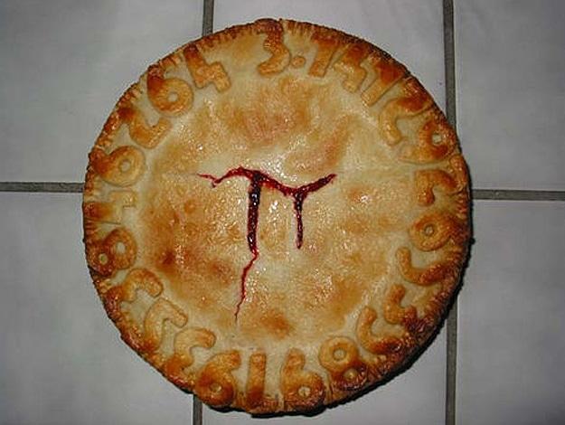 Pie Made With Pie Symbol
