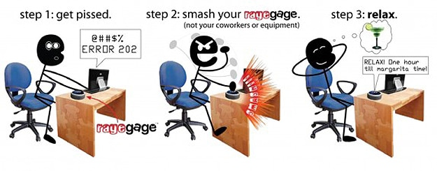 Anger Management Tool Smashpad