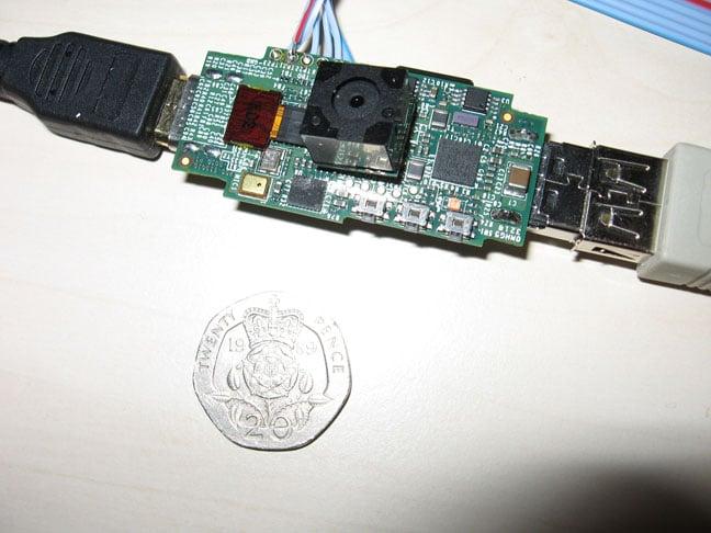 Raspberry PC Flash Stick Computer