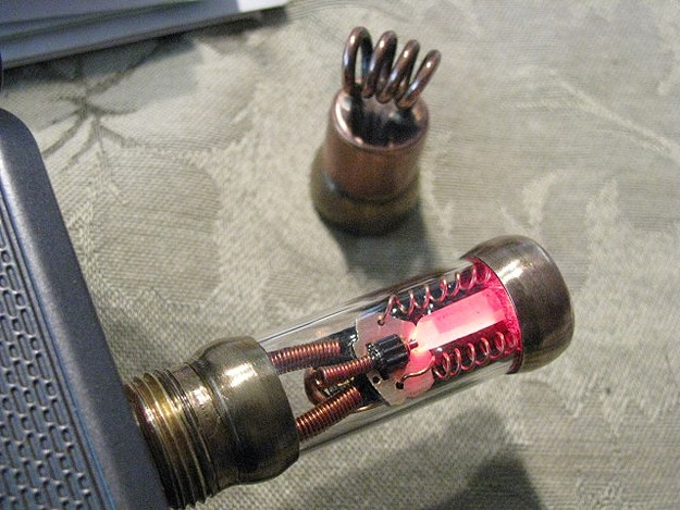 Steampunk Thumb Drive Designs