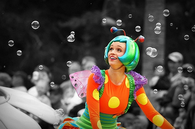Color Splash iPhone App