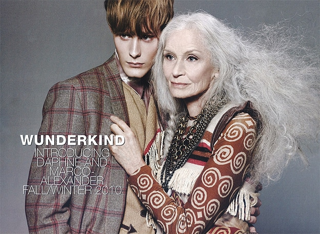 World's Oldest Successful Supermodel At Age 82