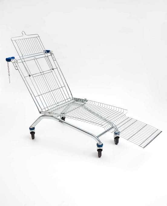 Relaxation Shopping: The Customization Of A Shopping Cart