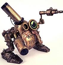 Make Your Own Steampunk Mr. Potato Head