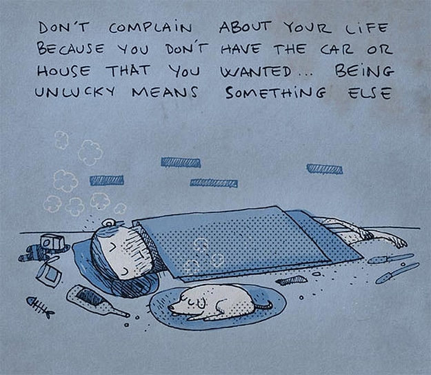 Stuff Nobody Tells Us About Life Illustrated