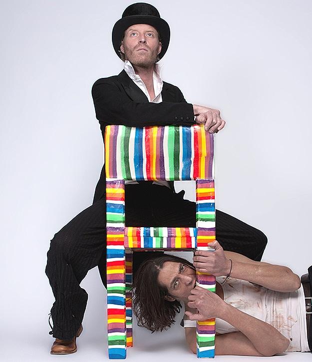 Sugar Chair Made Of Sugar