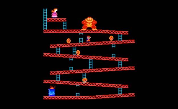 Super Mario Donkey Kong Clash