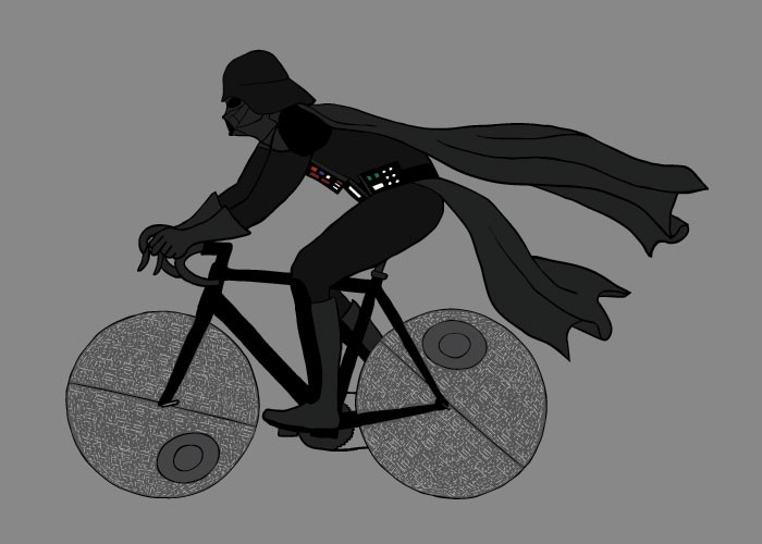 Bike Concepts Gone Wild: Superheroes, Star Wars & More