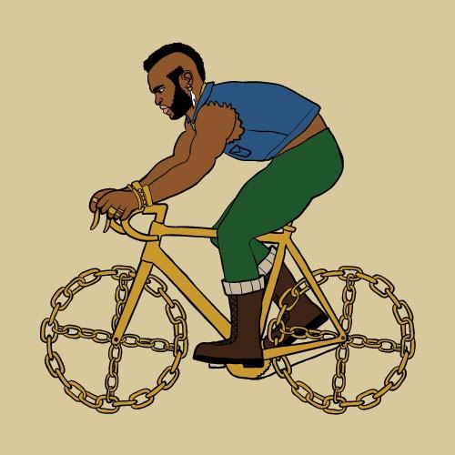 Superhero Power Bike Transportation Concepts