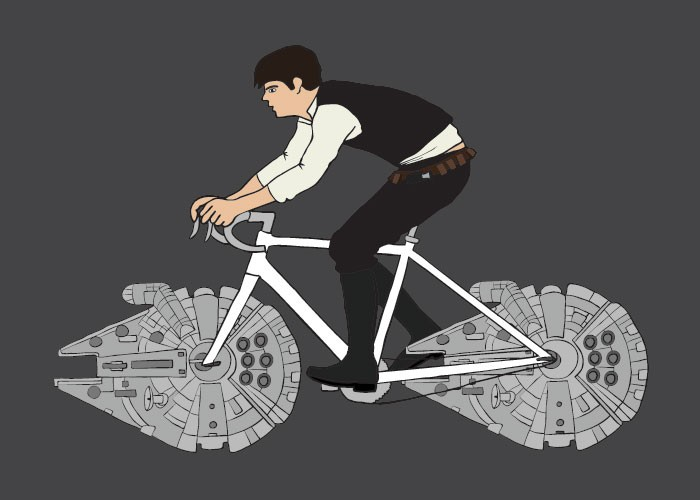 Superhero Power Bike Transportation Concepts