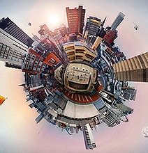 Tiny Planet Photography: A Creative Way To View A Panorama