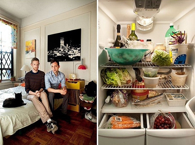 Photography: Your Refrigerator Reveals Your Life
