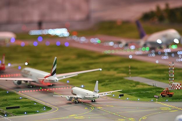 Airport Modeled Like Hamburg Airport