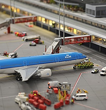 Wow! World's Largest Model Airport Design