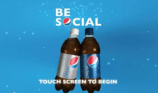 Pepsi Takes Virtual Gifting To Another Level