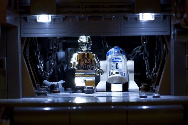 10000-Piece Star Wars Lego Crawler