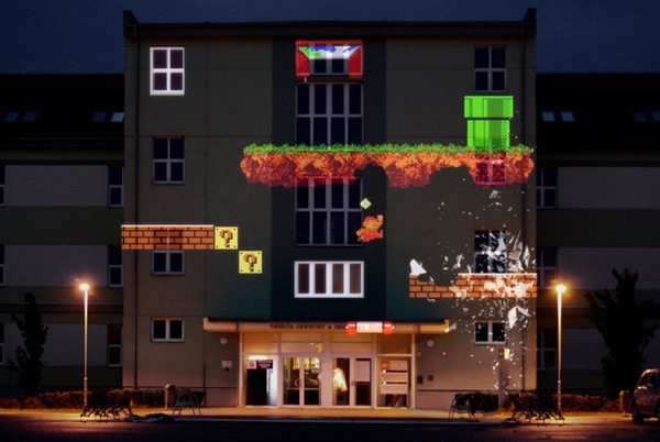 8-Bit Mapping: We're Living In A Retro World
