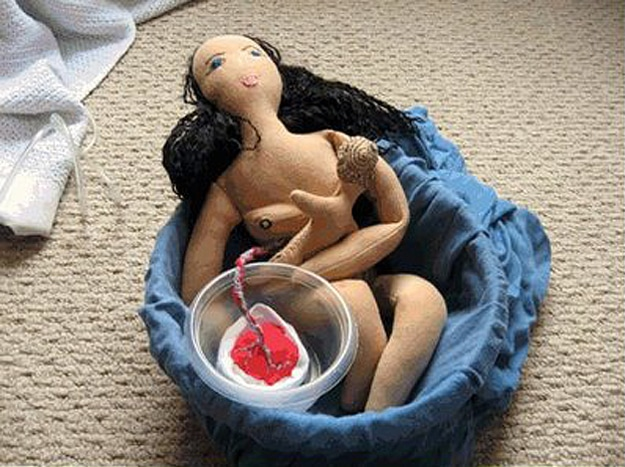 Dolls That Give Birth