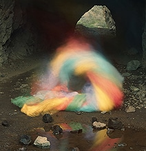 Photography: Rainbow Ghosts Inside The Bronson Caves