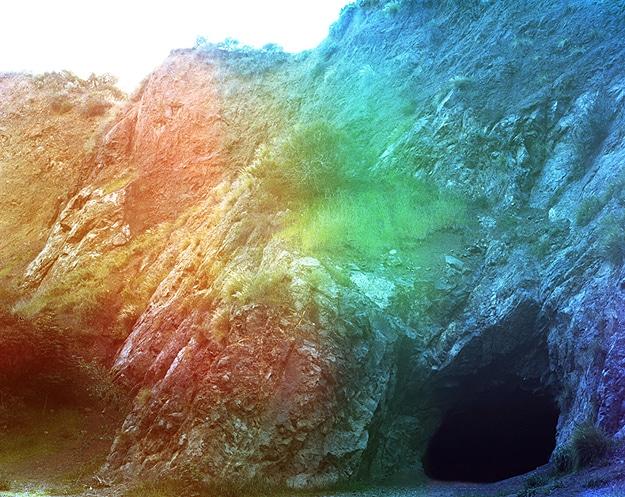 Los Angeles Bronson Caves