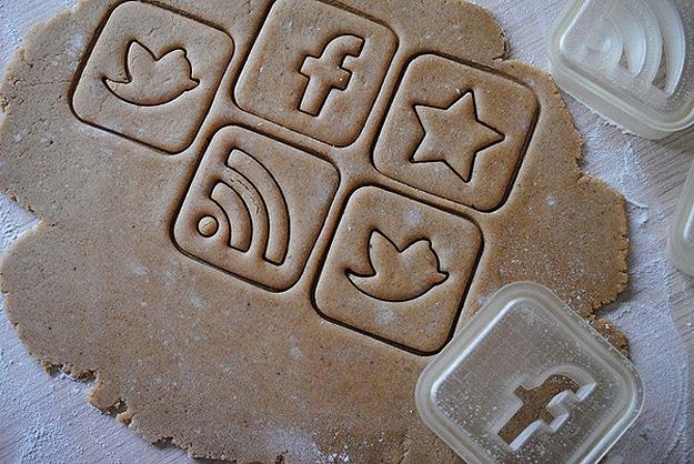 Social Media Icon Cookies