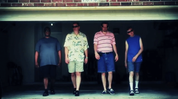 Dad Life Gangsta Rap Video