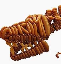 Badass Tyrannosaurus Rex Created From 1,400 Balloons