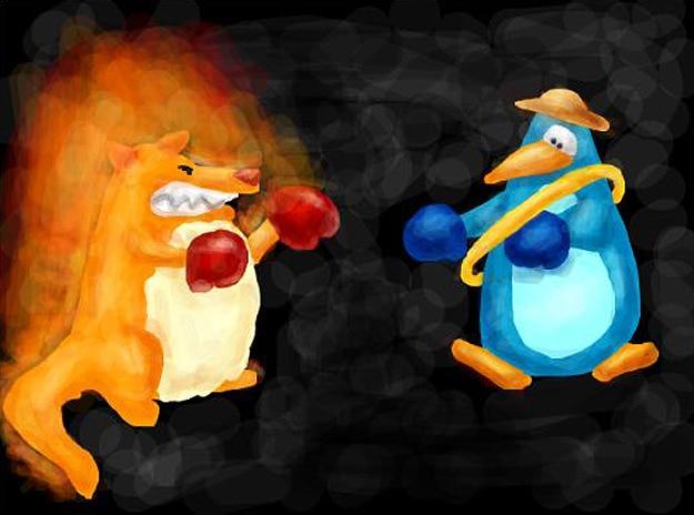 Browser Wars Sketchoholic Contest