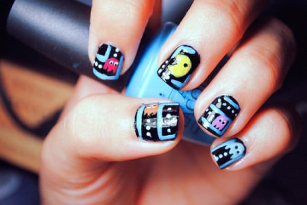 If You're A Geek Girl: Impress With These 7 Manicures