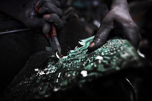 Computer Garbage In Ghana