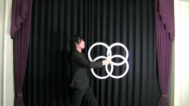 Incredible Juggling Ouka Ringarts Performance