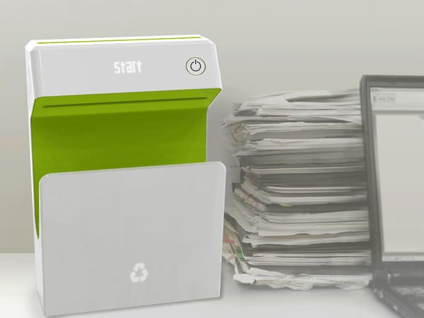 Ink Removal Printer Concept Prototype