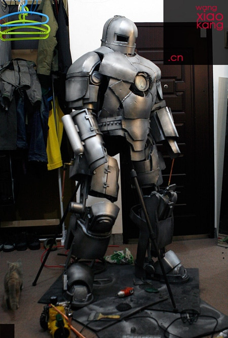 Iron Man Suit Mark I