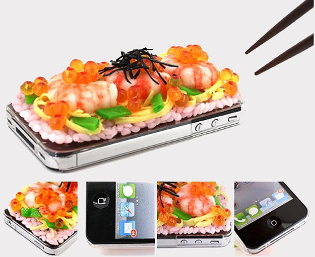 Japan Rice Sushi iPhone Cases