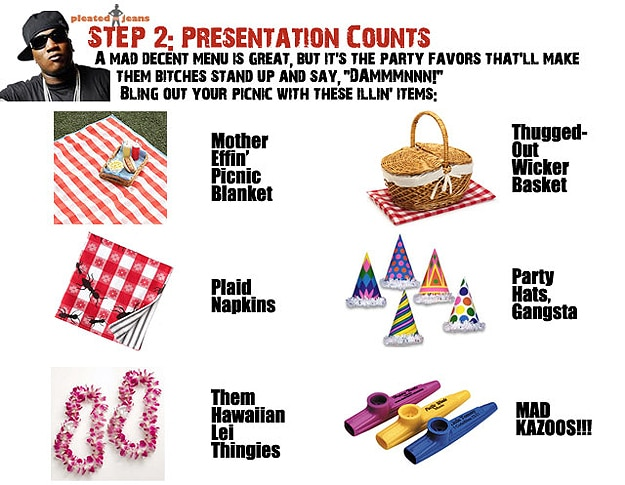 How To Throw Summer Picnic