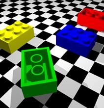 Pancake Lego Robot: Makes The Geekiest Pancakes Ever