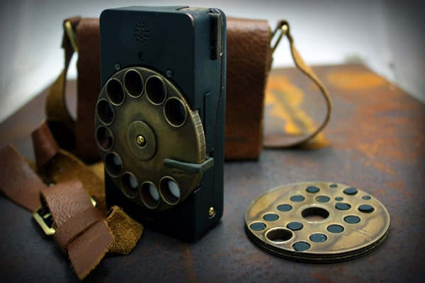 Master Steampunk Smartphone Victorian Customization