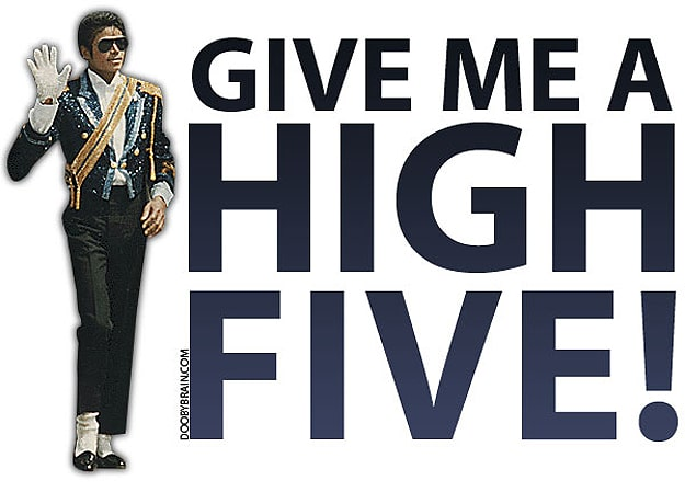 Give Me A High Five